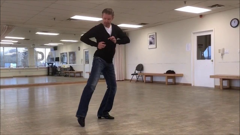 How to do a Ronde in Cha-Cha-Cha