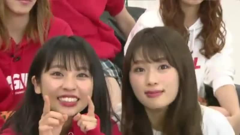 190104 Namba Shinnen! 24-jikan Girl Rina-chan Nagi-chan Goraikou TV