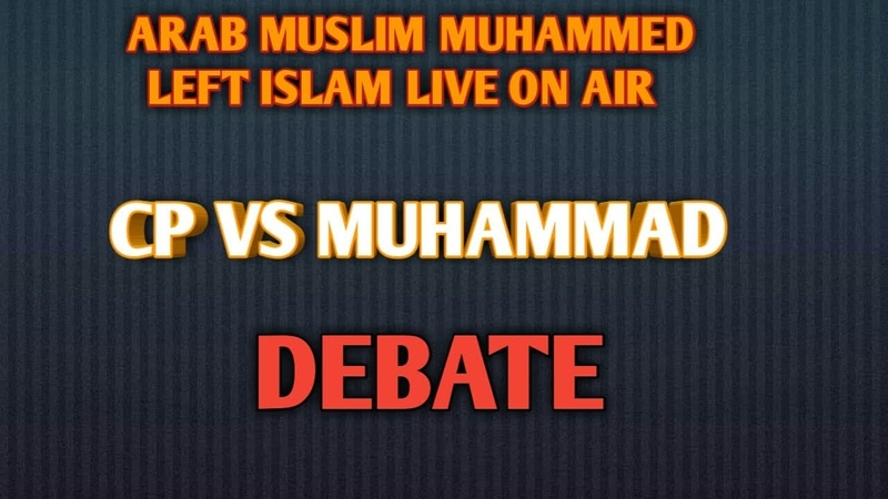 Christian Prince vs Muhammad. Debate. Muhammad is no more a Muslim.