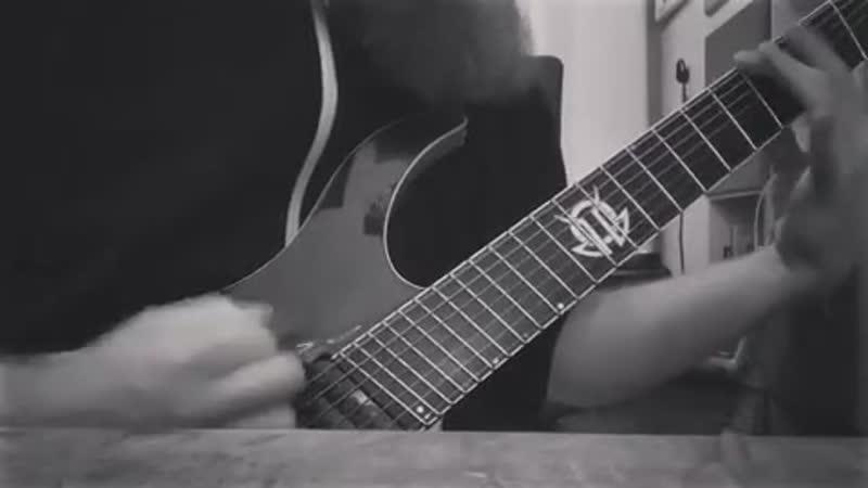 Dark Horse White Horse Guitars 2 Jord Otto