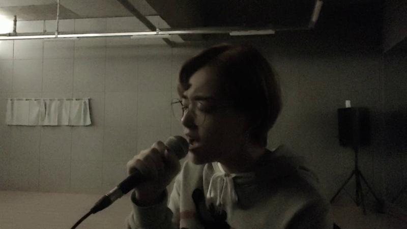 그 한마디 김나영 Cover by 배드키즈 한빛