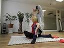 Thai massage/Тайский массаж шеи и некоторые фишки
