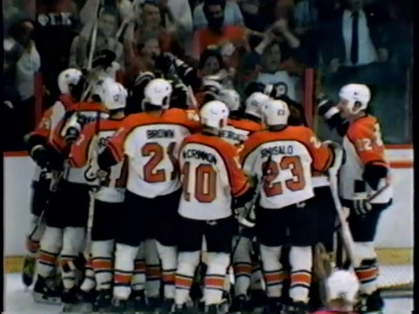 Philadelphia Flyers 1984 85 Highlights Beyond All Expectations