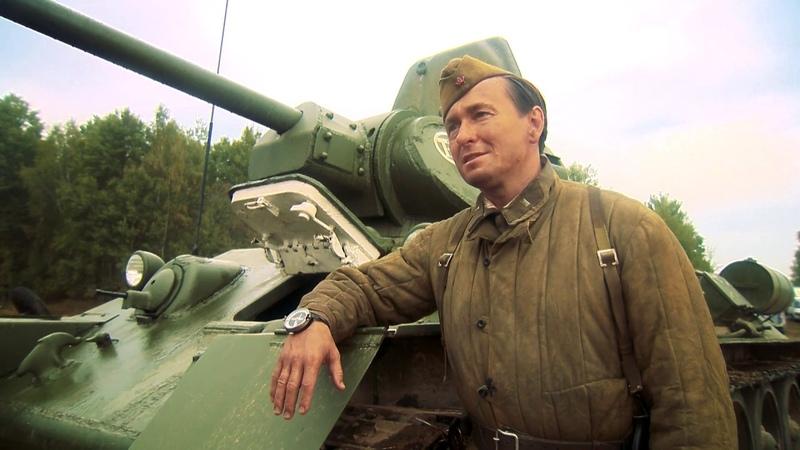 Уральские танки в кино Ильинский рубеж