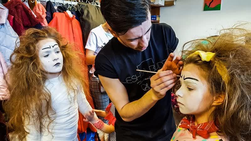 Concert Tour Minsk (Belarus) – Polanica-Zdrój (Poland) 2019_Kids theatre NESHTA BUDZE neshtabudze