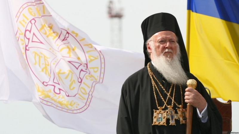 Екзархи Вселенського Патріархату у Києві- зустріч з Президентом