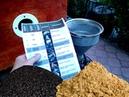Тест абразивов пескоструй электрокорунд VS песок