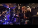 Nicko McBrain Hallowed be Thy Name drum cam Rock n roll Ribs 2017