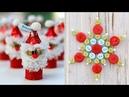 BEAUTIFUL DIYs FOR CHRISTMAS DIY Christmas Decor! Easy Fast DIY Christmas Winter Idea for 2019