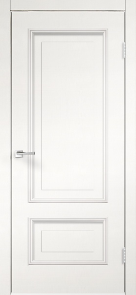 Дверь Лотос, дуб пломбир браш