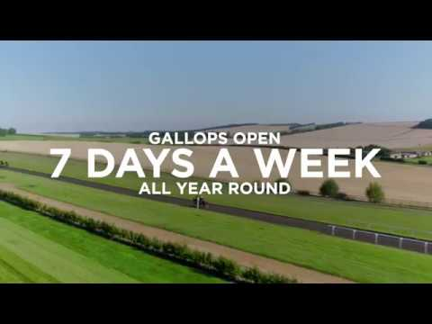 Lambourn: Valley of the Racehorse