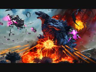 Годзилла Пожирающий планету Godzilla hoshi wo ku mono (2018)