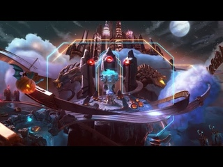 TALES FROM THE RIFT 2018 Login Theme