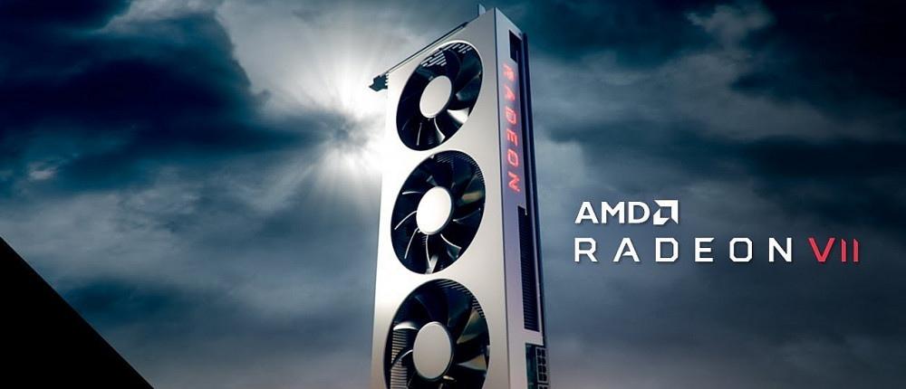 Radeon VII - видеокарта от AMD с 16 гб памяти ценой в 700$