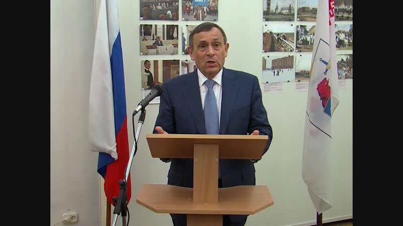 В музее имени Тимофея Евсеева развернулась выставка в честь 25-летия Конституции