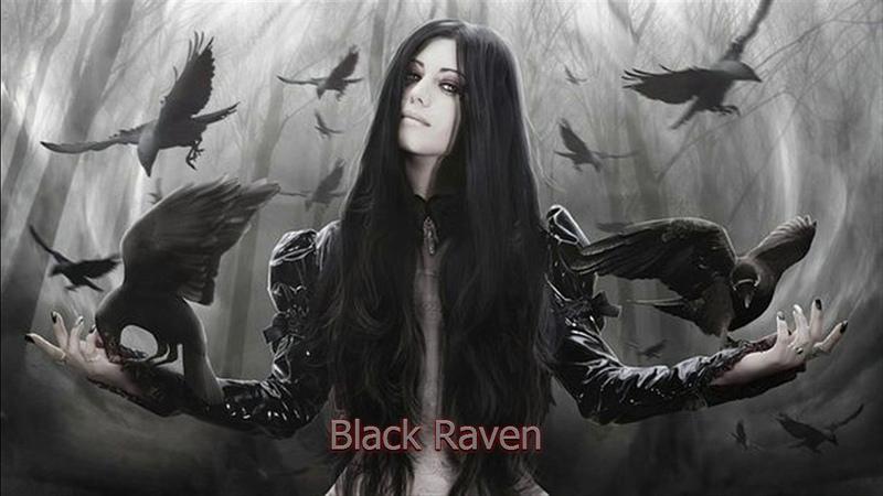 Черный ворон Майский Жук