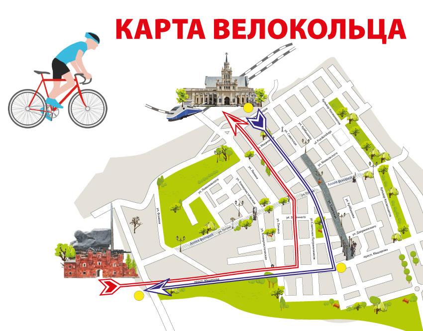 Стало известно, кто выступил против велодорожки на К.Маркса