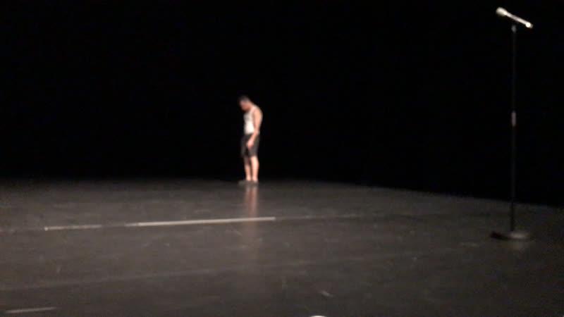 Фестиваль экспериментального танцы: Open Your Mind