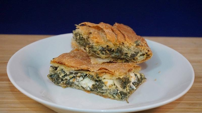 Χορτόπιτα φανταστική με όλα τα μυστικά της - Delicious greens pie