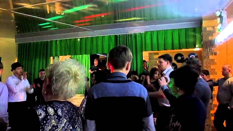 Аркадий Кобяков - Скрипач (акапелла). Нижний Новгород, ресторан Жара, 15.03.2014 г.
