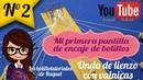 014 Onda punto de Lienzo Curso Completo Encaje de Bolillos Raquel M Adsuar Bolillotuber
