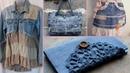❤ DIY Shabby Chic Style Repurpose old denim craft Ideas ❤| Shabby Chic Fashion | Flamingo Mango