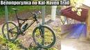 1342 На велике по бывшей узкоколейке Kal Haven Trail