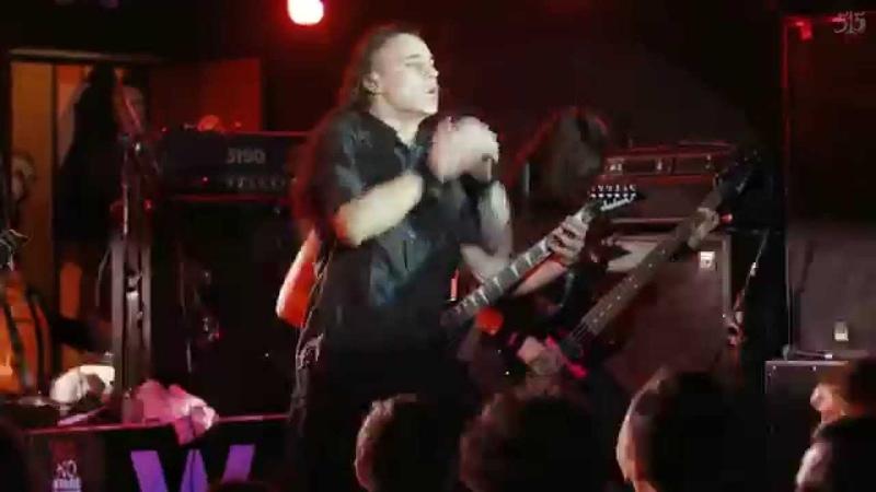 God Syndrome - Purge (Live at Fuck'n'Destroy Fest III - 15 Nov 2014)