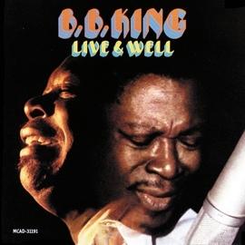 B.B. King альбом Live And Well