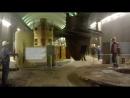 Замена рабочего колеса ГЭС