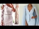 Модные платья 2018 2019