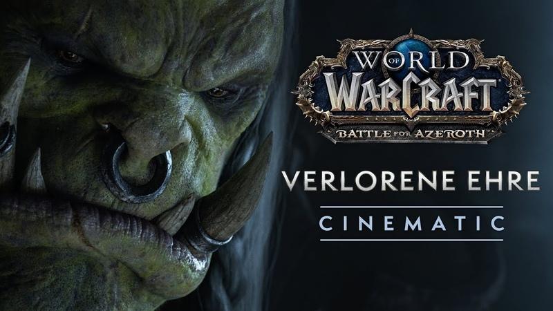 Cinematic: Verlorene Ehre | World of Warcraft (Deutsche Untertitel)