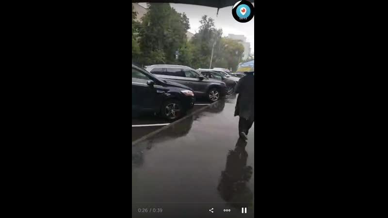 Капустин антидождь
