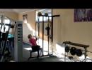 Тренажер Lat Machine\Верхний БЛОК(сделай САМ)