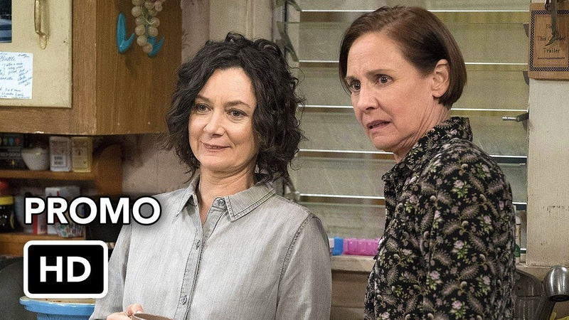 The Conners ABC Promo HD Roseanne Spinoff