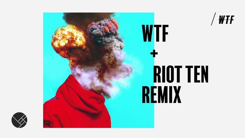 Herobust - WTF (Riot Ten Remix)