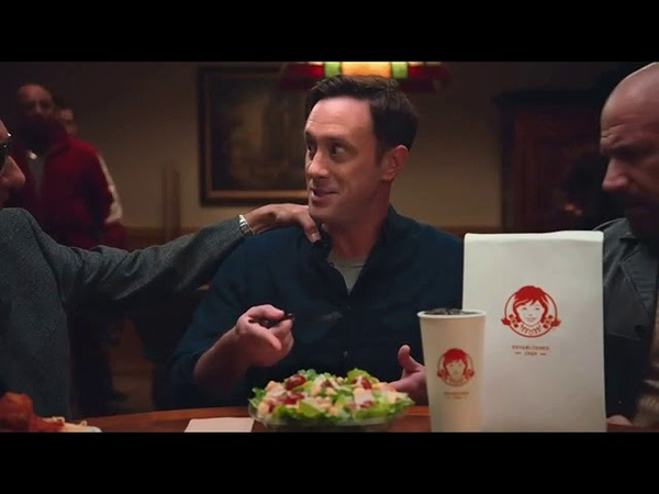 Wendy's Salad Mafia Poker Game TV Commercial