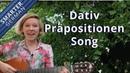 Dativ Prepositions Song - a remake