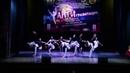 Ход конем, Шоу--балет Затмение, подростки