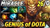 Miracle Genius of DOTA MK Highlights
