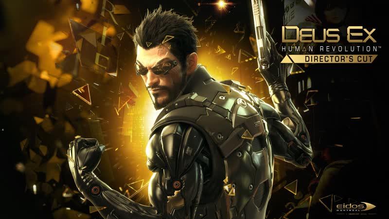 Deus Ex: Human Revolution ► Еще немного Детройта и вновь Шанхай [6]