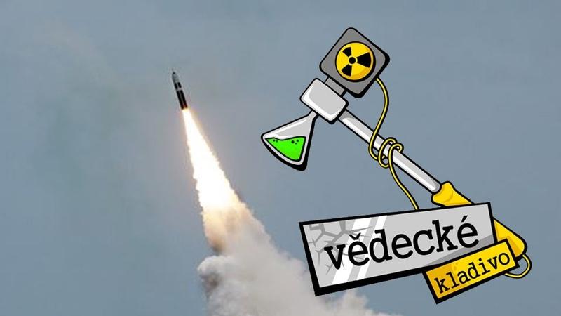 Co je to balistická raketa - Vědecké kladivo