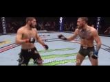Хабиб Нурмагомедов - Конор МакГрегор UFC 229 Бой Накаут ХАБИБ Бой Накаут
