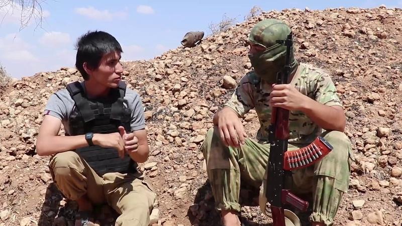 Мучохид аз Точикистон. Интервью с муджахидом из Таджикистана
