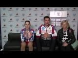 Анастасия Мишина / Александр Галлямов - КП. Skating Canada 2018
