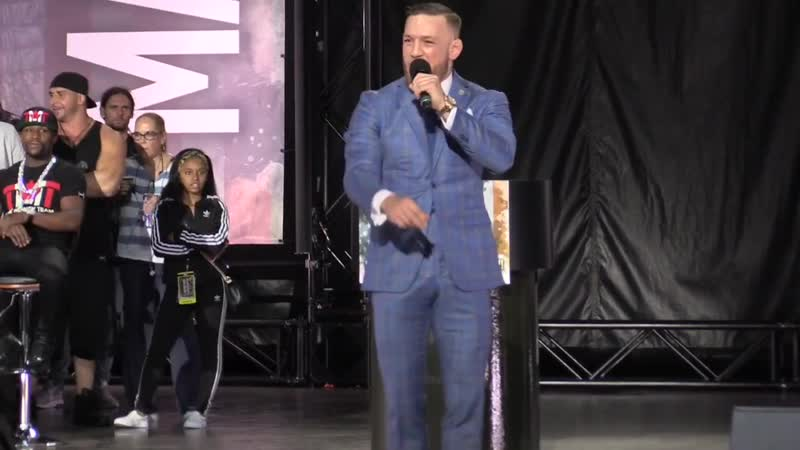 Conor McGregor Attacks Showtime Over Mic Malfunction- F Showtime!