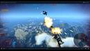 медаль Охота на грифа на тяжелом истребителе XP58 в игре ворлд оф варплейнс