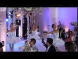 Балерины на свадьбу. Заказать классический балет.