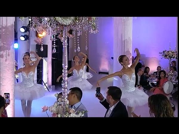 Балерины на свадьбу Заказать классический балет Viva La Vida Coldplay от LuxBallet смотреть онлайн без регистрации