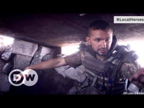 LocalHeroes: як представник ЛГБТ на Донбасі воював   DW Ukrainian